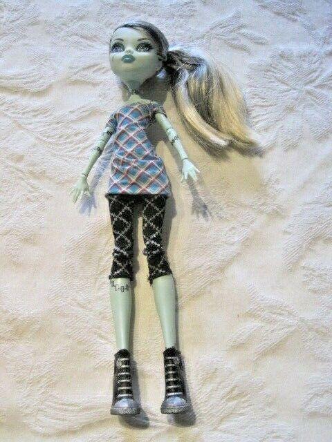 Monster High Killer Style Frankie Stein Doll - $21.99