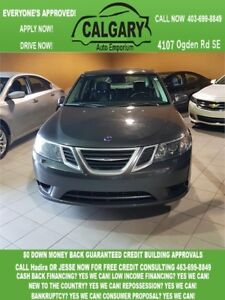 2011 Saab 9-3 Turbo XWD  *$99 DOWN 2 PAYSTUB GURANTEED APPROVALS