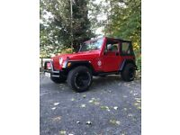 Jeep Wrangler 4.0 Manual