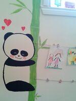 Garderie Boisbriand, Sainte-Thérèese -Les petits pandas