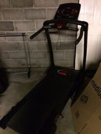 TREADMIL yorkfitness heritge t101 - rarely used in good working order