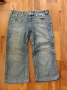 American Eagle Stretch Jeans / Capris / Sz 10