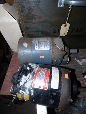 General Electric Tachometer Generator Rated 1000 Rpm 50v