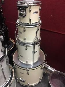 Pearl Forum 4 PC Drum Shells: Will Seperate!