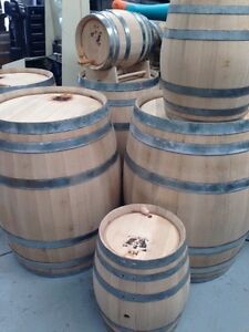 Wine barrels (new) 300 Lt Thornleigh Hornsby Area Preview