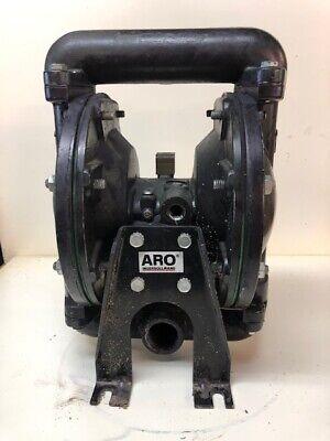 Ingersoll Rand Aro 666100-344-c Diaphragm Pump 1 Aluminum 20 Available.