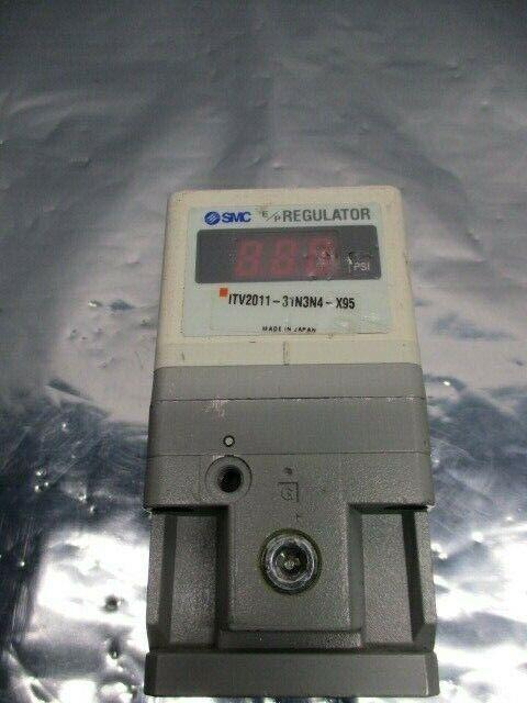 SMC ITV2011-31N3N4-X95 E/P Pressure Regulator, 453559