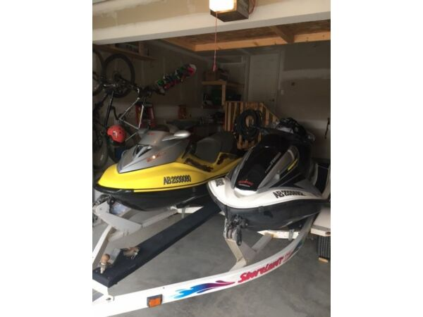 Used 2003 Sea Doo/BRP GTX