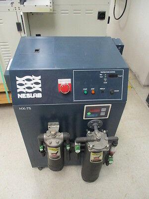 Neslab HX-75A Chiller, LAM 778-250779-00, TU-1 Pump, BOM# 386104060213, 410196