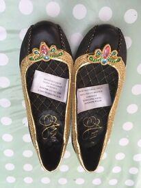 Disney Frozen Anna shoes (kids UK 9-10)