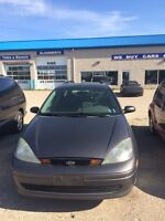 2004 Ford Focus SE Wagon Rust Free Certified Ready to go $2,495