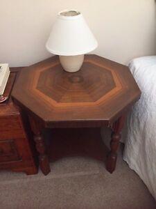 Hexagonal Antique Side Table Mosman Mosman Area Preview