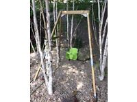 Garden swing for toddler / baby 6 months - 5 years