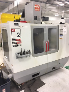2004 HAAS VF-2 ****NEW SPINDLE INSTALLED OCT 2018****