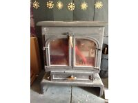 Clearview 650 wood burning stove