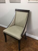 18 Matching Dining Chairs $100 each OBO