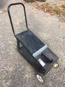 Lincoln Welding Cart