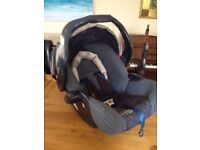 Graco car seat and car base