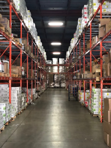 EXCESS INVENTORY - JANITORIAL CLEANING SUPPLIES