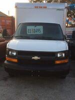 2003 Chevrolet Express Cube
