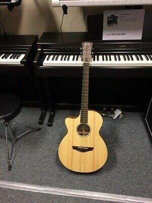 Faith FKVL Naked Venus Electro Acoustic Left Handed Guitar Ex Display