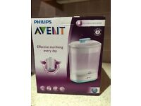 Philips Avent Electric Sterilising Unit. New in box