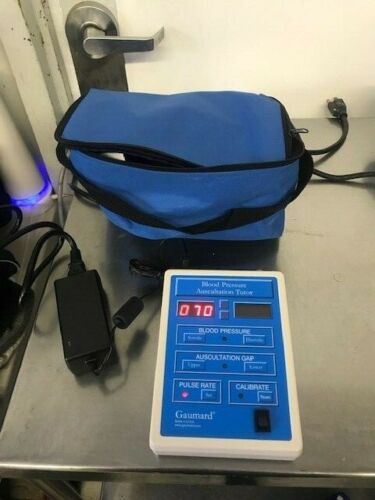 GAUMARD SCIENTIFIC OMNI S410 BLOOD PRESSURE ARM TRAINING SYSTEM controller only