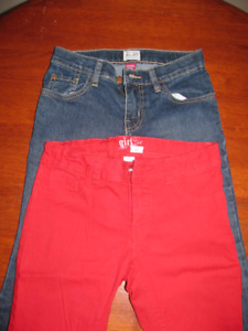 Children's Place Girls Bootcut Jeans & Girl Confidential Jeans