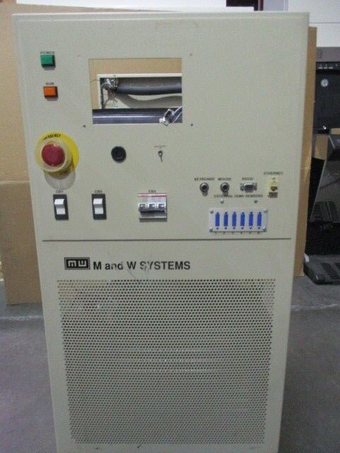 M & W Systems RPCE17A-TT Flowrite Recirculating Cooling System, Chiller, 450793