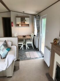 2016 ABI Elan, 36 x 12, 2 bed. On Wild Rose Holiday Park near Lake District and Yorkshire Dales
