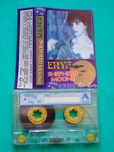 Rare Polish cassette Enya Shepherd Moons Poker POLAND tape mc - <span itemprop=availableAtOrFrom>Europe, Polska</span> - Rare Polish cassette Enya Shepherd Moons Poker POLAND tape mc - Europe, Polska
