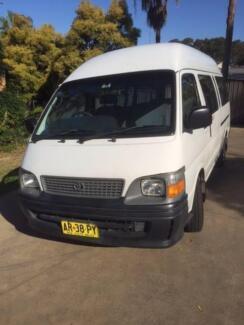 2003 Toyota Hiace Van/Minivan