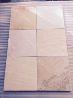 Himalayan Sandstone Natural Paver 400x400x30mm Auburn Auburn Area Preview