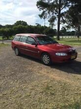 2002 Holden Commodore Wagon Gloucester Gloucester Area Preview