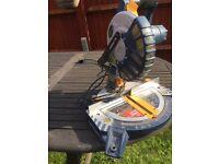 GMC Compound Mitre Saw - Good Condition