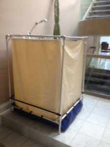 FREEDOM---Portable Handicap Accessible Shower--Brand New