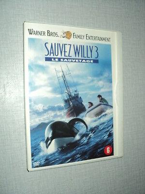 FILM SAUVEZ WILLY 3  DVD