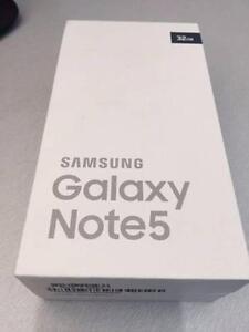 Samsung Galaxy Note 5 32GB (perfect condition) Wynnum Brisbane South East Preview