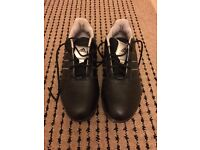Ladies Adidas Golf Shoes, Black, Size 5 (worn twice), almost new condition