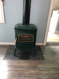 Cast Iron Gas Stove