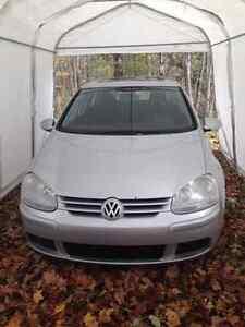 2008 Volkswagen Rabbit Tissu Berline