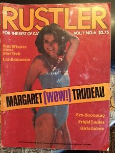 PRIME MINISTER JUSTIN TRUDEAU'S MOTHER
