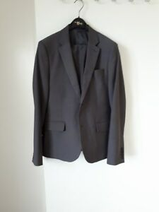 Men's two piece suit