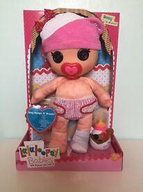 Brand new rosy lalaloopsy doll