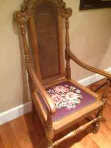 Six antique dining chairs $15 each Peterborough Peterborough Area image 4