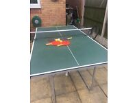 Butterfly Table Tennis Table 3/4 Junior