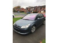 2005 Citroen C4 VTS 2.0 HDI Turbo Grey. Quick sale losing licence!!! NEED GONE