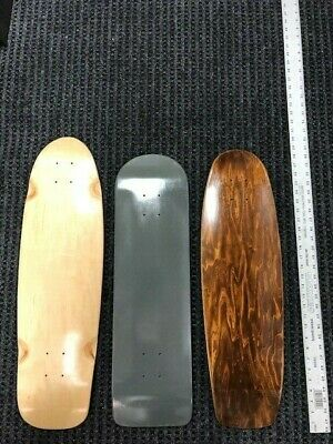 SKATEBOARD DECKS, Cruisers (3 Pack) USA made ($13.33 each)