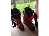 Nordica Ski Boots size UK 9