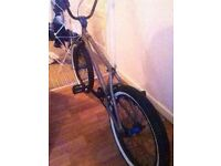 MAFIA BIKES BMX gray/blue
